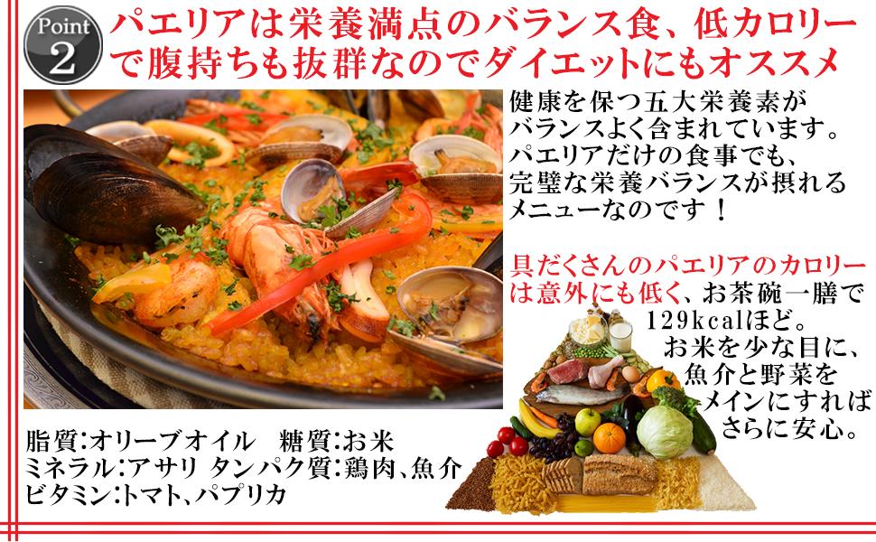 ダイエット 様々な材料 腹持ち 栄養満点 バランス栄養食  健康 五大栄養素 糖質 脂質 タンパク質 ビタミン類 ミネラル ワンプレート オリーブオイル  鶏肉 魚介類 アサリ トマト パプリカ 米