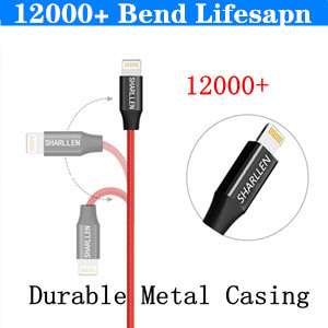 iPhone lightning cable cord