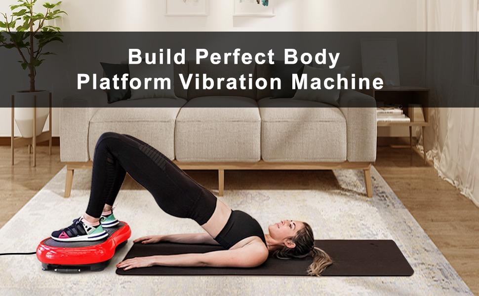 platform vibration