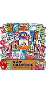 care package gift box snacks candy students college kids boys girls big cool large value basket good
