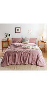 linen cotton duvet