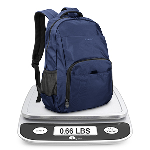 Ultra lightweight water resistant backpack
