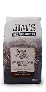 Sweet Love Blend coffee