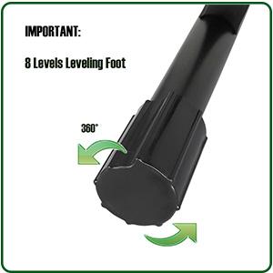 Adjustable Level Foot