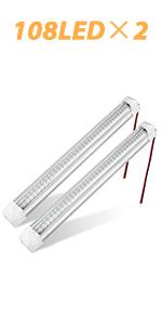12V Interior LED Light Bar