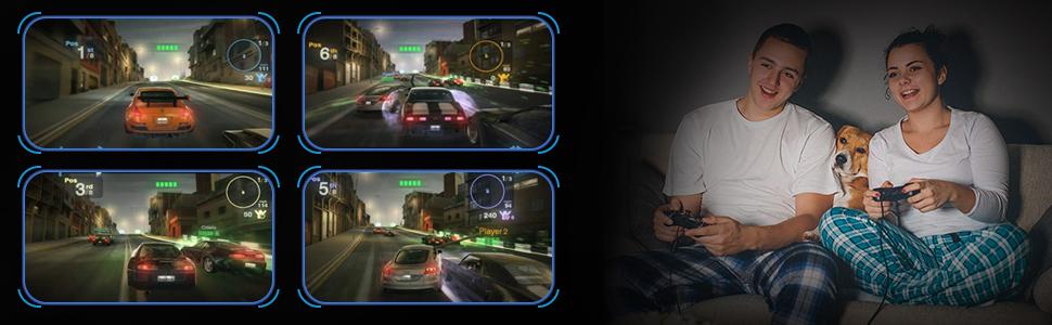 Controller Xbox 360, kabelgebunden.