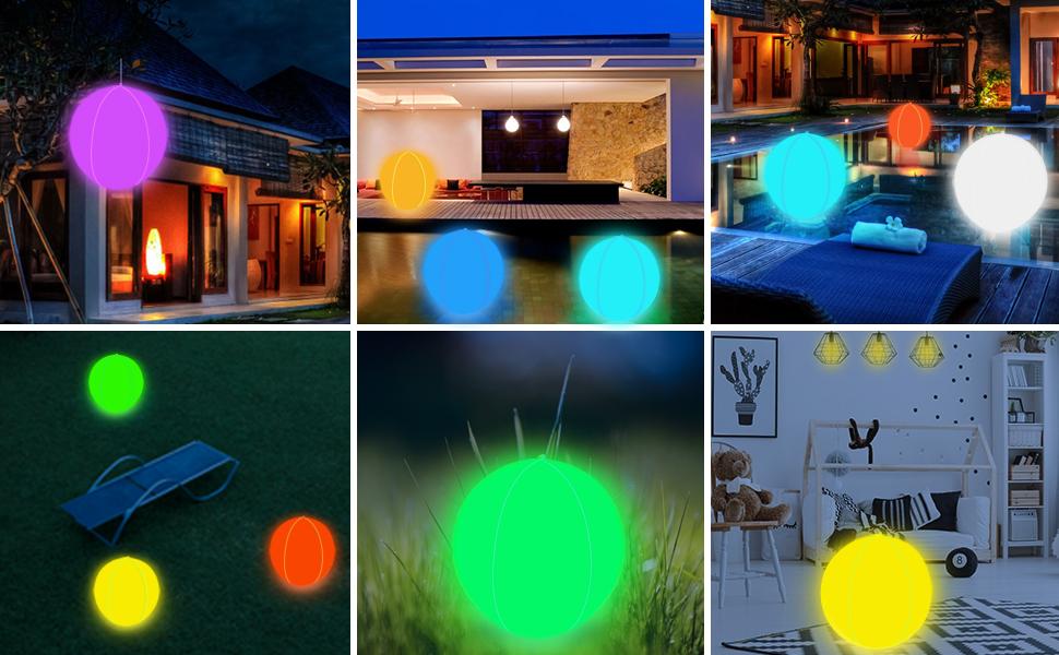 LED polobeleuchtung