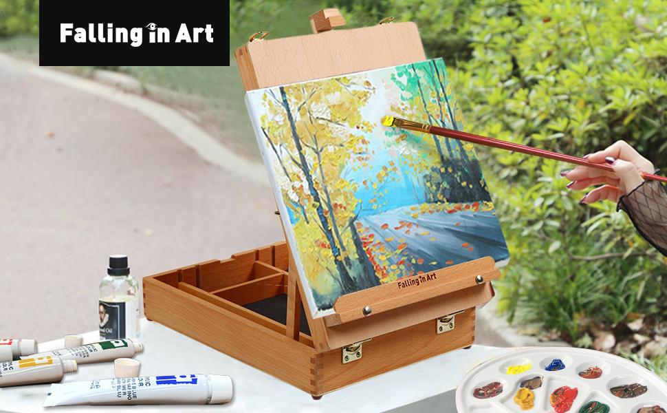 easel box set 1