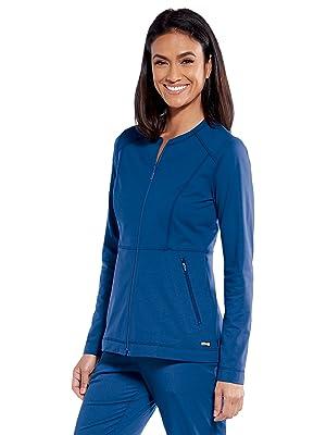 Grey's Anatomy Impact GIT033 Women's Tempo Scrub Jacket