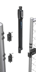 MagnaLatch Round Post Adaptor Kit