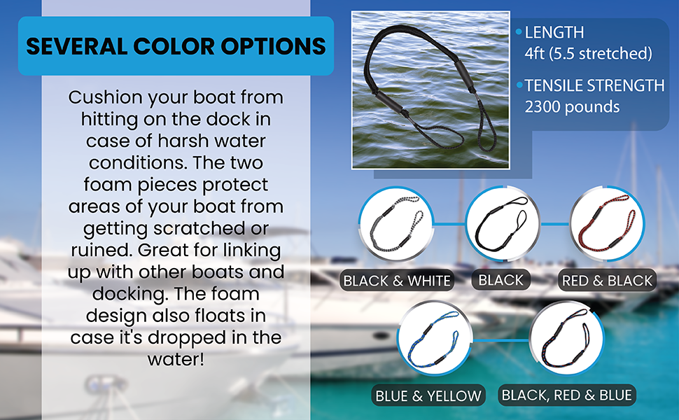 boat fender rope, boat ropes for docking with loop, boat dock rope colors, jet ski accessories
