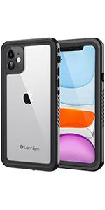 iPhone 11 防水ケース ブラック