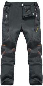 winter pants men