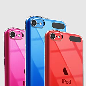 ipod touch back cover case