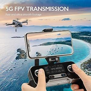 FPV transmission stable