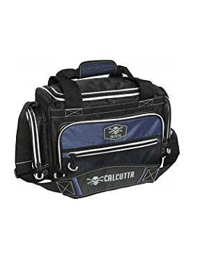 Calcutta Explorer Rolling Tackle Bag with 5 3700 Trays
