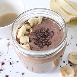 Peanut Butter Banana + Superfood Protein Boost Shake