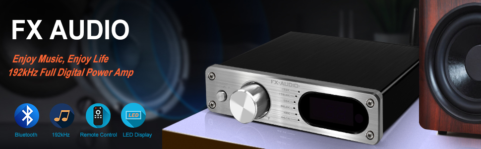 home audio amp