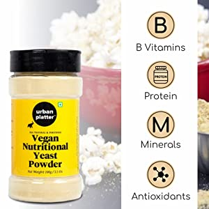 B07NJP7XXC- Urban Platter Nutritional Yeast Extract Powder Shaker Jar