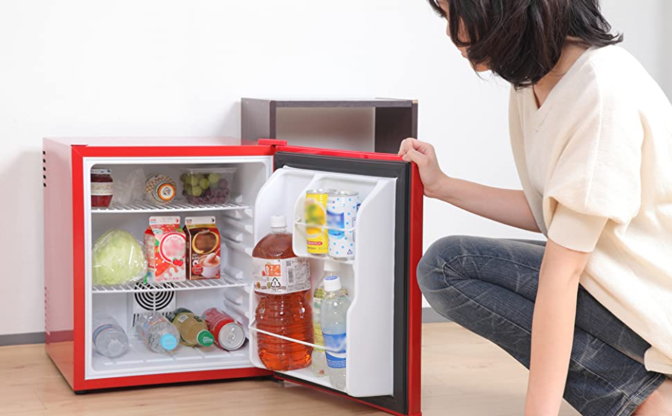 Sun Ruck (サンルック) 冷庫さん 冷蔵庫 小型 48L 霜取り不要