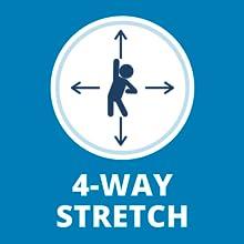 Wrist Locker Fabric 4-Way Stretch