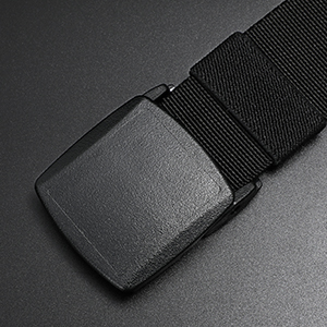 strong plastic buckle