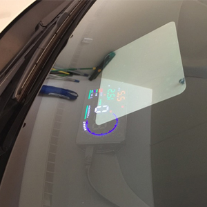 New Car Windshield Reflective HUD Transparent Film For Head Up Display Useful