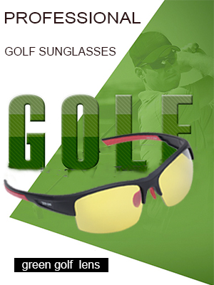 golf sport sunglasses