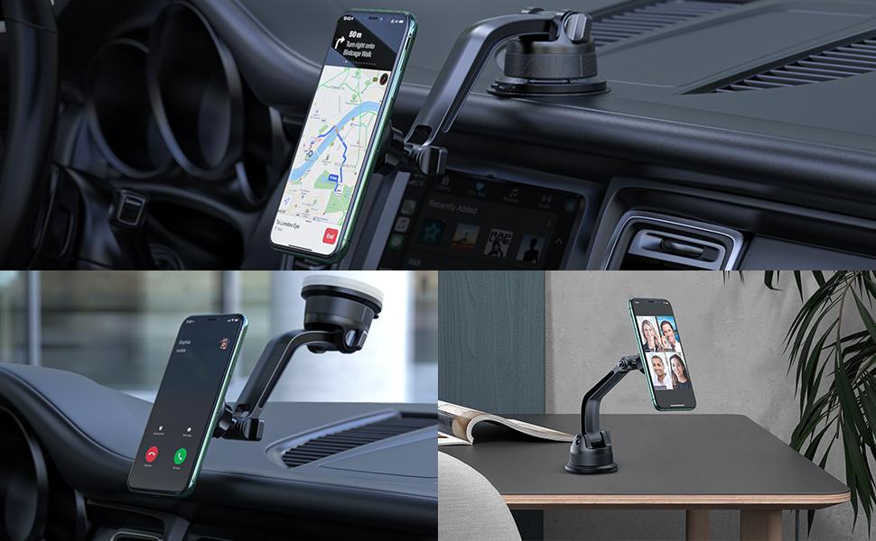 Andobil Handyhalterung Auto Magnet Handyhalter Fürs Elektronik