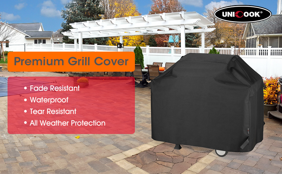 55 inch grill cover