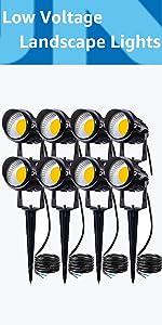 low voltage lights