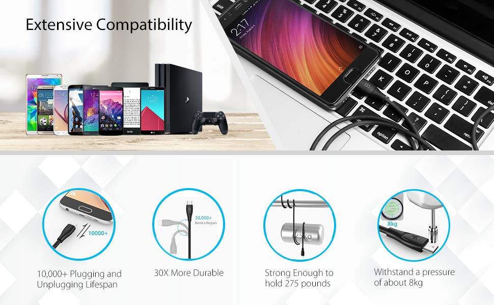 android charger cable micro usb charger lead samsung charger cable long