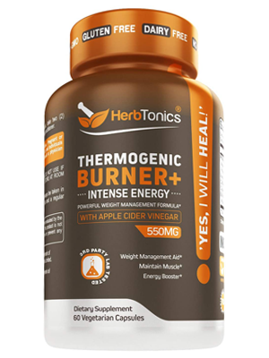 thermogenic burner
