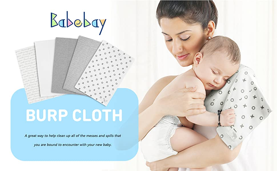 Gift Set Bandana Bib Baby Gift Neutral Baby Shower Gift Organic Baby Blanket Elephants Burp Cloth Baby Wipes New Baby Flannel