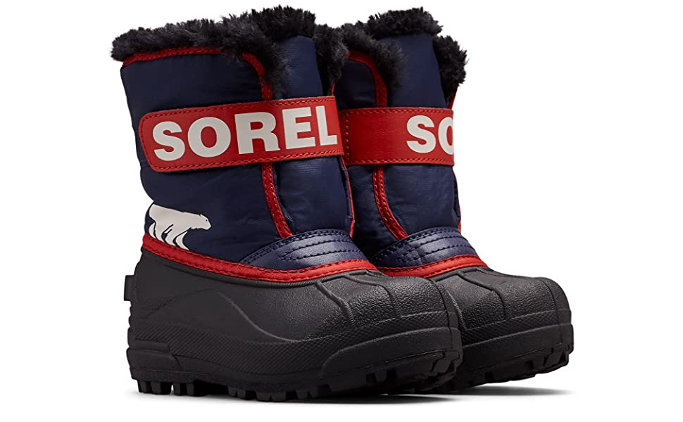 Children's Snow Commander Winter Boot