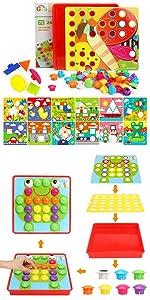button art toy