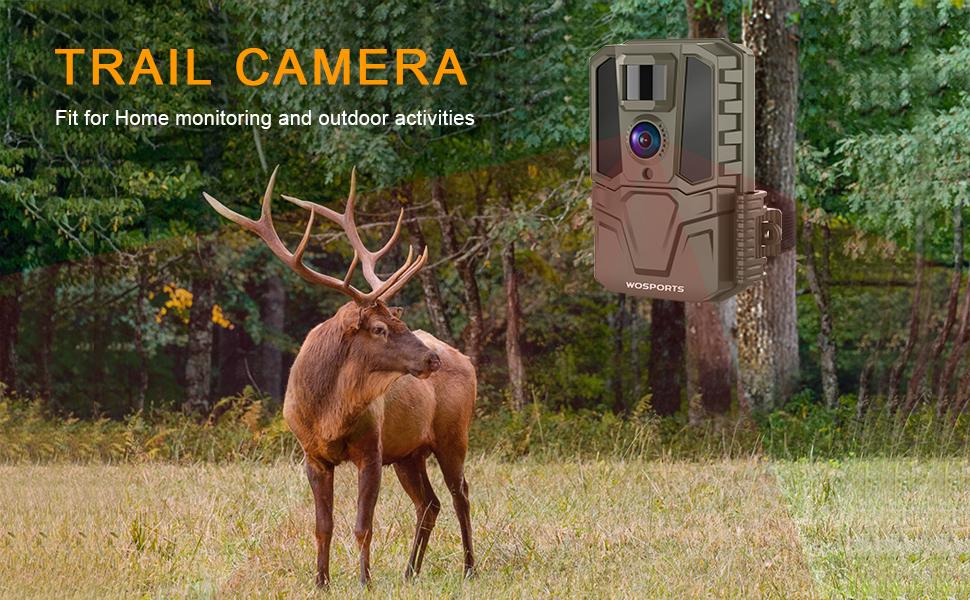 G500 Trail Camera