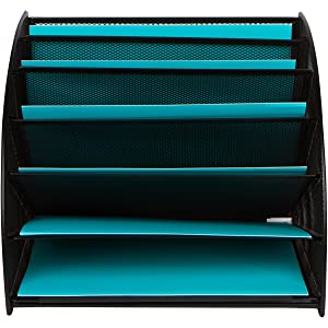 File rack organizer