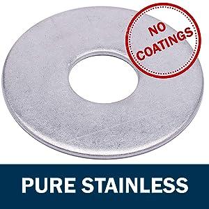 stainless steel fender washer