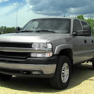 Headlights  99-02 Chevrolet Silverado 1500 2500/01-02 Silverado 1500HD 00-06 Tahoe Suburban 1500