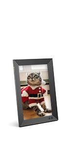 Biggest smart photo frame