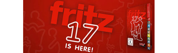Fritz 17 Chess Playing Software