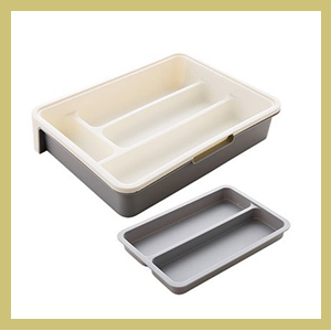Good Capacity and Multi-functional Organizer tray