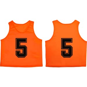 Front and Back Numbers
