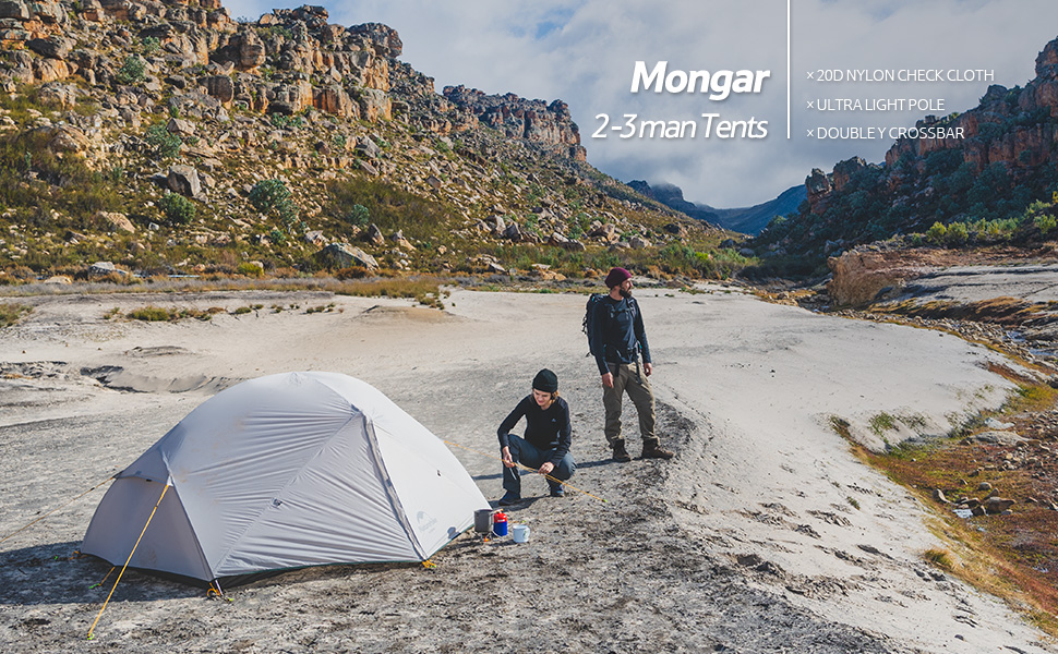 naturehike Mongar tent