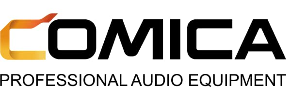 Comica audio adapter