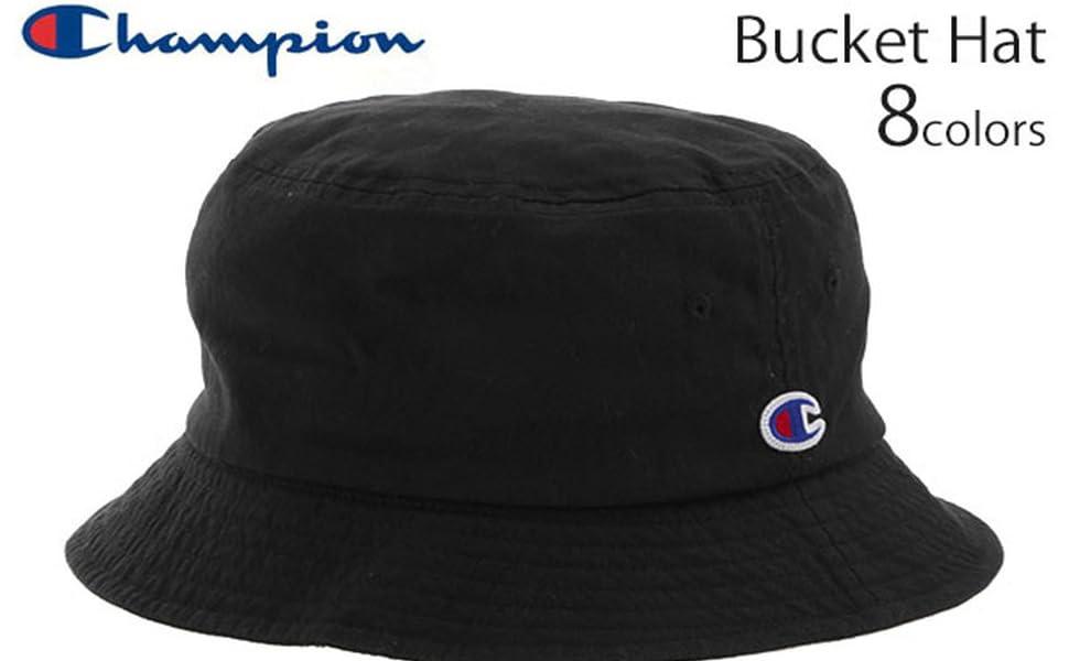 チャンピオン Champion バケットハット 587-001A メンズ