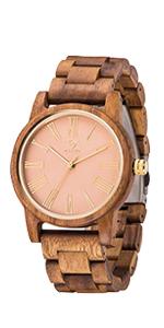 Orologio in legno 1002.