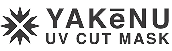 YAKe-NU UV CUT MASK