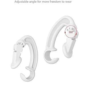 Earpods Anti-Lost Ear Hook - Anti-Drop Sports Ear Clip